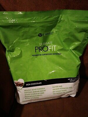 It Works! PROFIT protien shakes (Rich Chocolate) expired 5/2018
