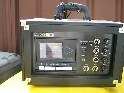 Audio Telex - cassette interface - black - in good used condition
