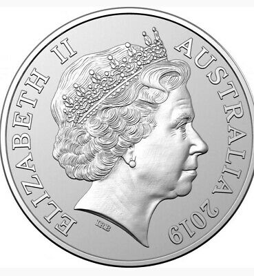 2019 5 Cent Coin - UNCIRCULATED FROM ROYAL AUSTRALIAN MINT BAG