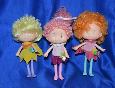 Herself The Elf Doll Vintage Friend Of Strawberry Shortcake Made in Hong Kong