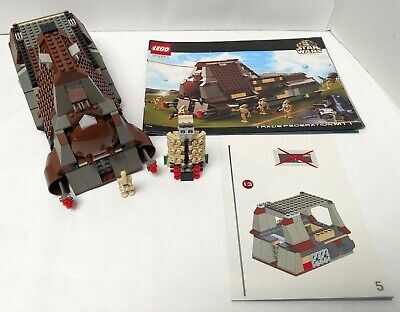 LEGO Star Wars Episode l Trade Federation MTT 7184 Complete