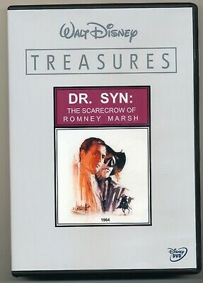 Walt Disney Treasures  DR. SYN: The Scarecrow of Romney Marsh Prime Day Special