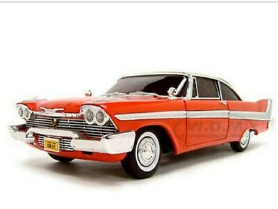 Auto World - 1/18 - Plymouth Fury - Christine - Dirty Version 1958 - Awss119