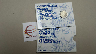 2 euro proof BE PP Fs 2019 Portogallo Magellano Magalhaes Portugal Португалия