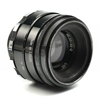 Helios-44-2 Lens 58Mm F/2 For M42 Mount