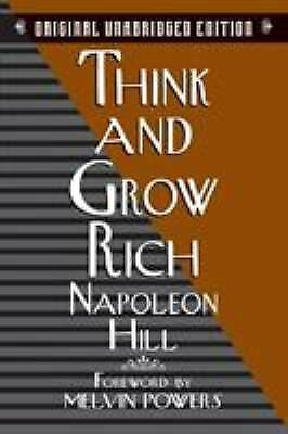 Think and Grow Rich  (ExLib) by Napoleon Hill