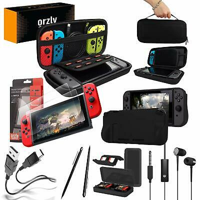 Nintendo Switch Accessoire Orzly Ultimate Pack pour Nintendo Switch Pack comp...