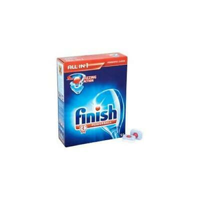 N07554 Finish Dishwasher Powerball Tablets All In 1 [Pack of 56]