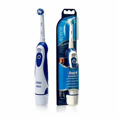 Braun Oral B 400 Advance Power Electric Toothbrush DB4010 Batteries Included NEW