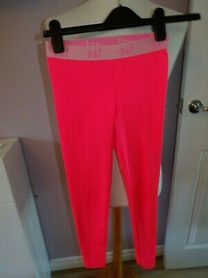 Girls Designer Abercrombie & Fitch Compression Bottoms Uk 9-10 Years Rrp £40.00