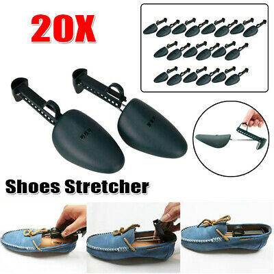 Lots 2//3//5//10 Adjustable Shoes Tree Keepers Stretcher Shapers Womens Black
