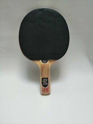 Table Tennis Ping Pong Bat lion super fine