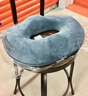 DR Flink Donut Tailbone & Coccyx Seat Cushion Medical Pillow 100% Memory Foam