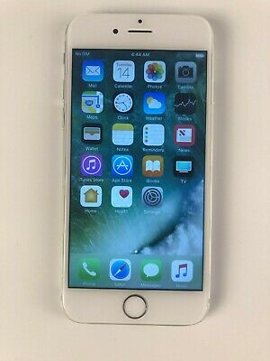 Apple iPhone 6 - 16GB (Unlocked) A1549 - Silver Smartphone