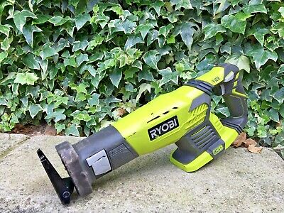 Ryobi RRS-1801 18V Cordless Reciprocating Saw  FULLY WORKING USED TOOL