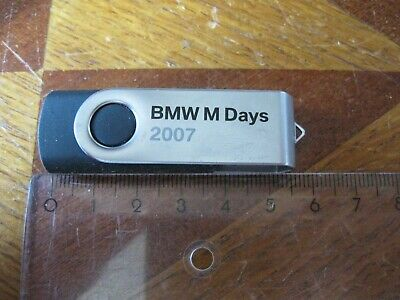 Cle Usb 1Gb Bmw M Days 2007