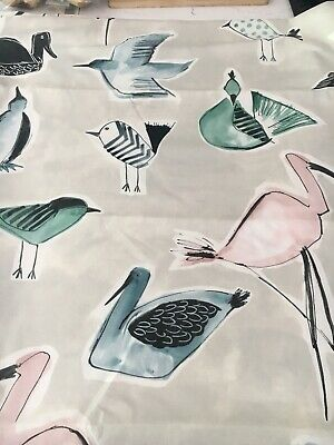 LLAMAS Fabric curtain Upholstery material For Sale By The Metre  £6.99//mtr