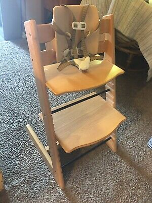 screw and keeper plate Stokke Tripp Trapp Chair HARDWARE ONLY