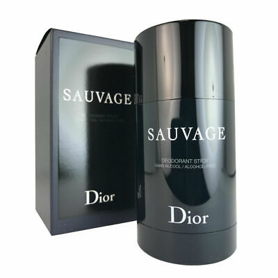 Sauvage Men for Men by Christian Dior 2.6 oz. Deodorant Stick