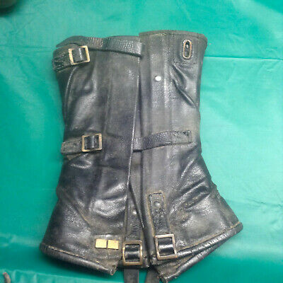 Australian Military surplus  gaiters Vietnam era