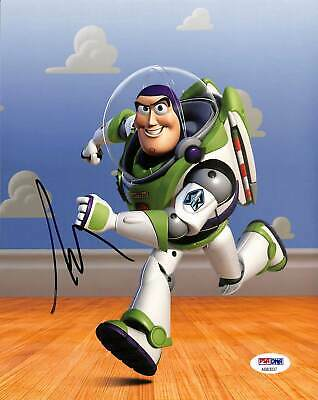 Tim Allen Toy Story Authentic Signed 8x10 Photo Autographed PSA/DNA #AB83037