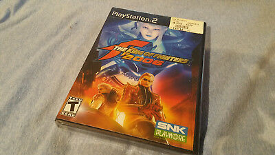 King of Fighters 2006 (Sony PlayStation 2, 2006), Sealed, New