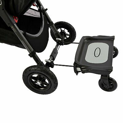 Baby Jogger Glider Board, Black Stroller Attachment
