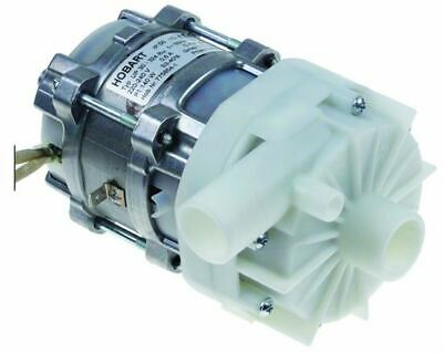 Hobart Ecomax Dishwasher Rinse Water Booster Pump Motor 775854-1 Hanning Up30