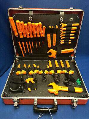 Sibille/RS Pro 663-588 26 Piece VDE/ 1000 V Electricians Tool Kit
