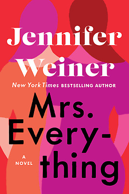 Mrs. Everything by Jennifer Weiner E-B00K (PDF, Mobi, Kindle)
