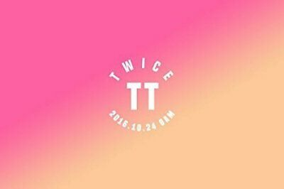 USED ​​CD TWICE 3rd mini album random version Korean Version