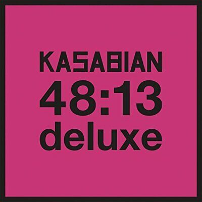Kasabian - 48:13: Deluxe (Dlx) (Uk) New Cd