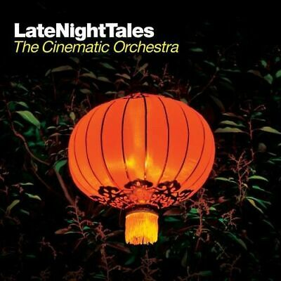 Cinematic Orchestra - Late Night Tales New Cd