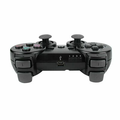 Wireless Game Controller Remote Control Gamepad Joystick For PS3 MI