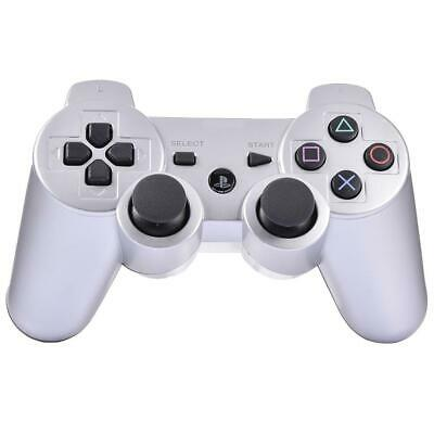 PS3 Controller Gamepad Wireless Bluetooth Dual Vibration PlayStation 3 Gold