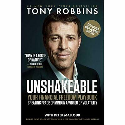 Unshakeable: Your Financial Freedom Playbook - Paperback / softback NEW Robbins,