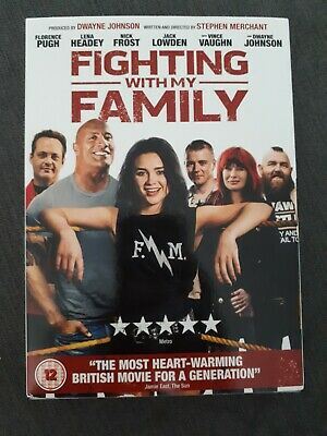 Fighting With My Family - DVD (2019)