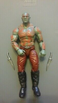 "Marvel Legends Guardians of the Galaxy Drax 6"" action figure"