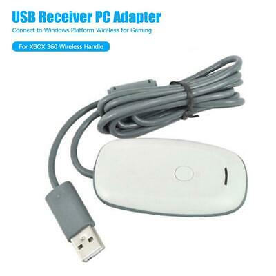 PC Wireless Controller Gaming Receiver Adapter Cable for Microsoft Xbox NIGH