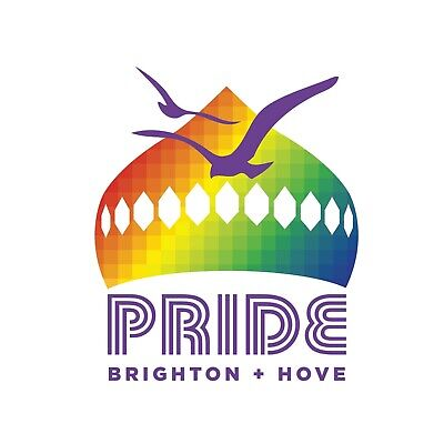 Brighton Pride 2019 Saturday Ticket + PVP Wristbands