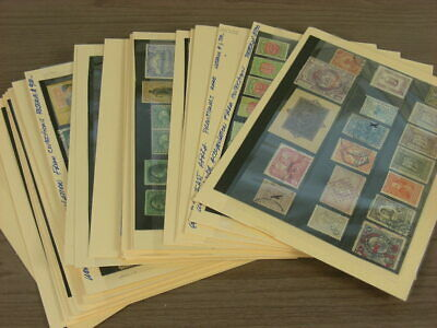 WW, BRITISH COLONIES, US, Excellent Assortment of BETTER Stamps in stock cards