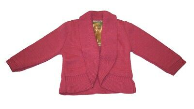 Costume Cardigan in Pink for Girls Size 68 74 80 86 92 98 104 110 116 -