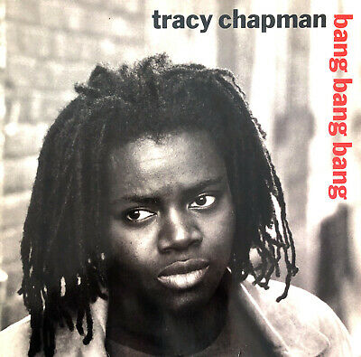 "Tracy Chapman ‎12"" Bang Bang Bang - France (VG/M)"