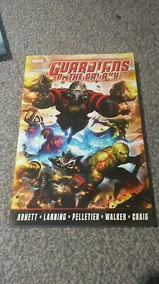 GUARDIANS OF THE GALAXY by DAN ABNETT COMPLETE COLLECTION Marvel Comics like new