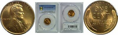 1927 Lincoln Cent PCGS MS-67 RD