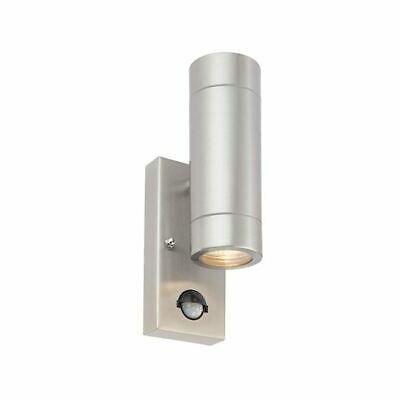 Saxby Bliss LED Stainless Steel Wall Light Outdoor Garden IP44 LED INCLUDED!!