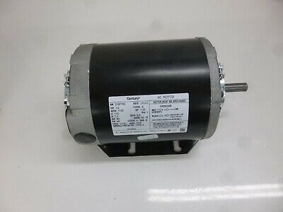 NEW!! Century fGF2054 1/2 hp, 1725 RPM, 115 volts, 48/56 Frame ODP, BLOWER MOTOR