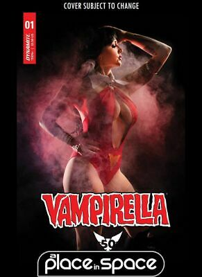 Vampirella, Vol. 6 #1E - Cosplay (Wk29)
