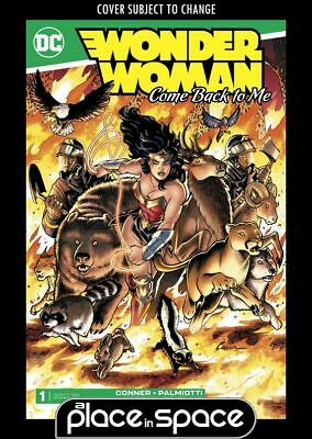 Wonder Woman: Come Back To Me #1 (Wk29)