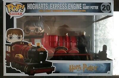 FUNKO POP! HARRY POTTER - HOGWARTS EXPRESS ENGINE Locomotive (20)